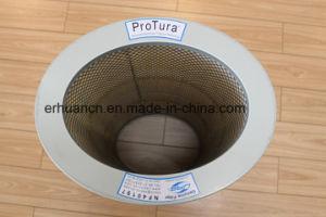 Hete Jiangsu verkoopt de Industriële Geplooide Patroon van de Filter van de Lucht