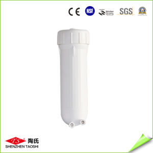 Alojamento da membrana RO 10 polegadas com marcação SGS aprovar