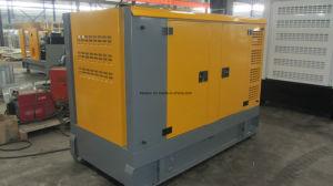 耐候性がある発電機セットのRainproof防音のおおいのディーゼル電気発電機