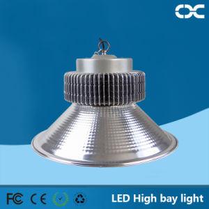 ponto do diodo emissor de luz 100W que ilumina a luz elevada do louro da lâmpada ao ar livre