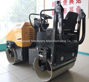 Nouvelle condition rouleau mini hydraulique de la route pour la vente (FYL-900)