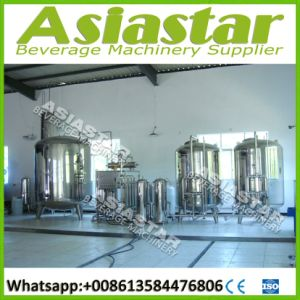 Vollautomatische Mineralwasser-Behandlung mit Fabrik-Preis