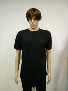 Mens 대나무 짧은 소매 t-셔츠