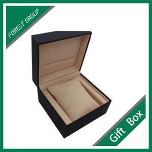 베개를 가진 주문 고급 시계 선물 상자