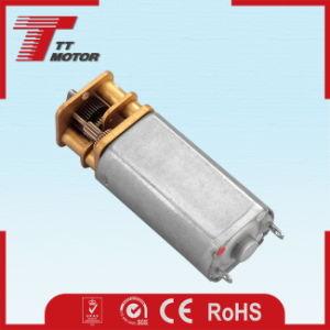13mm 12V DC el engranaje del motor mini eléctrico para cámaras digitales