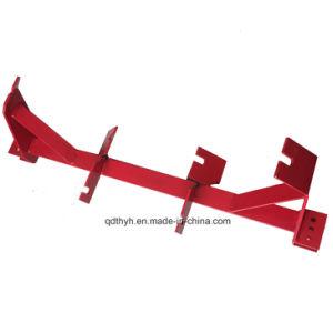 Estrutura de suporte do transportador de aço da estrutura do rolete tensor para a Correia Transportadora