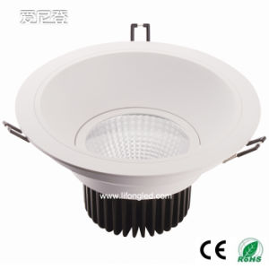 Dimmable Recessed o entalhe 200mm do diodo emissor de luz Downlgiht