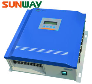 van Controlemechanisme 5kw 96V/120V/240V van de Last van de Wind van het Net het Zonne Hybride