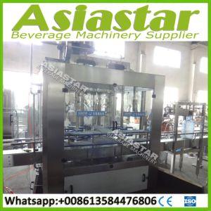 Acier inoxydable 19litre Baril capsuleuse de remplissage de lave-usine du système d'emballage