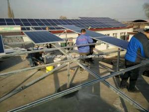 comitato solare prefabbricato di alta efficienza 160W mono