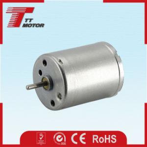 La velocidad nominal 6-1200 r/min micro máquina eléctrica baja motorreductor