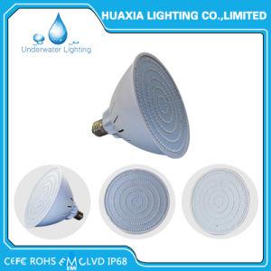 Indicatore luminoso subacqueo della piscina della lampadina LED di E27 PAR56