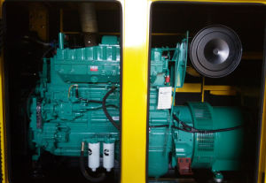 AC380V 385kVA 308kw de potencia generadores Diesel Cummins