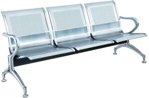 高品質の安い価格の鋼鉄4-Seater公共の待っている椅子(HX-PC350)