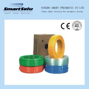 Ningbo neumática inteligente PU flexible, manguera de aire de neumáticos