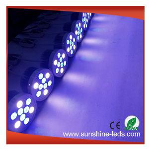 Coperture bianche RGBW/RGB 27W LED Downlight