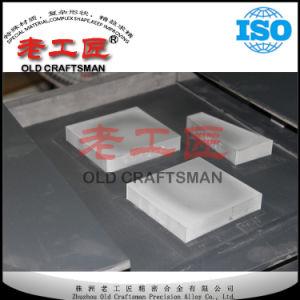 Liga dura da placa em branco da soldadura com formas diferentes Semi em fazer à máquina
