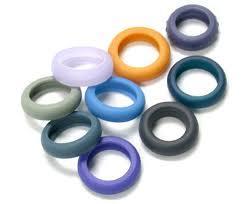 La junta tórica de silicona