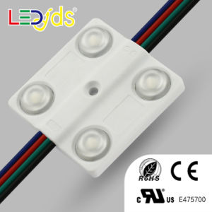 R/G/B/S/W DC12V 1,44 W LED SMD impermeables módulo Inyección