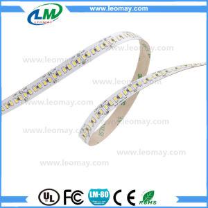 striscia flessibile bianca calda Non-impermeabile dell'indicatore luminoso 3014 240LEDs/M LED