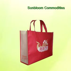 Ламинированные Custom-Made не тканого сумку для бумажных мешков для пыли