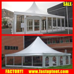 Preiswerter Preis-hohe Spitzegazebo-Zelt-Durchmesser 8m Dia8m