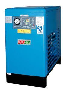 Temperatura de entrada alta enfriado por aire del secador de aire refrigerados