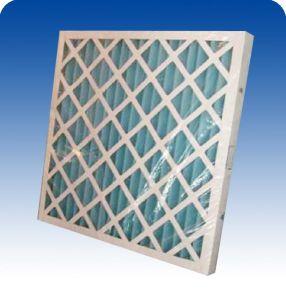 Il piatto normale di temperatura/il filtro a piastra piegato