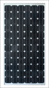 Panel Solar Mono-Crystalline TUV