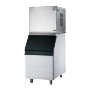 Machine à glaçons avec refroidisseur d'eau, Big Ice Cube Maker Zb40