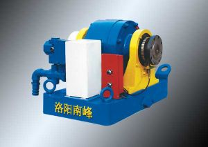 Dynamomètre hydraulique pour le carburant diesel d'essai moteur marin