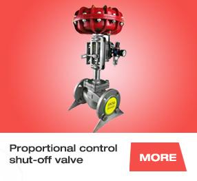 Xysp20 Película neumática proporcional de la temperatura de vapor de la válvula Válvula de control con posicionador de SMC Producto