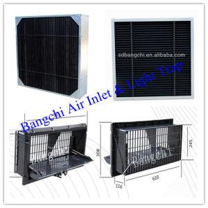 養鶏場の家のための軽いトラップ/空気トラップ