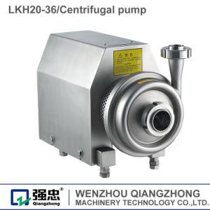 Edelstahl-Saft-Pumpe/Milch-Pumpe/Kuhmilch-Pumpe