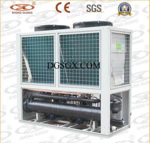 80kw-100kw Chiller de água industrial com marcação CE