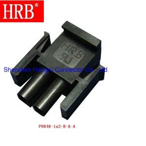 Электрические 6,35 шага провод к проводной разъем черного цвета