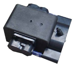 De plastic Pomp van de Lucht van Shell (h-3030B)