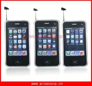 Telefono delle cellule del telefono mobile TV di Quadband (W003)