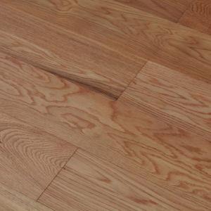 Eiche ausgeführter Bodenbelag mit Unilin Clic UV