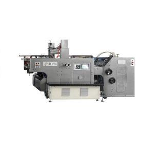 Stop-Cylinder Zst720 полностью автоматическая трафаретная печать машины