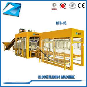 Automatische Qt8-15 China Lieferanten-Preisliste des Betonsteins Maschine herstellend