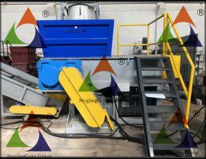Concasseur en plastique/concasseur forfaitaire/déchets de plastique pneu/PEHD concasseur concasseur tuyau tuyau PVC/concasseur concasseur/film PE/broyeur en plastique/pulvérisateur en plastique/concasseur de bouteilles PET