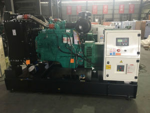 Generador de alta calidad 50kVA Cummins silencioso Generador Diesel