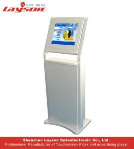 13.3/15/17/19/22/32/43/49/55/65インチの食糧自己サービスビルバンクの支払のタッチ画面のキオスク、表示、LCDデジタルの表記を広告する対話型情報