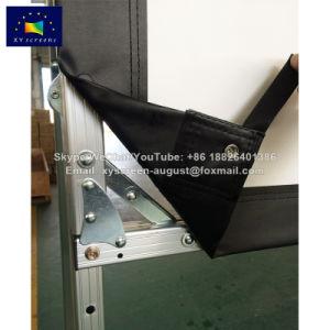 Portátil de la gran pantalla de proyección trasera Coches