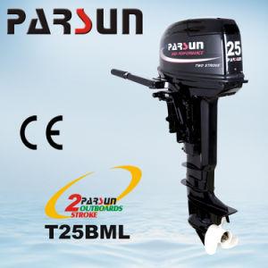 T25BML 25HP 2 tiempos motor fuera de borda PARSUN