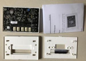 Programable de etapa única/múltiple 3h/2c de la bomba de calor termostatos