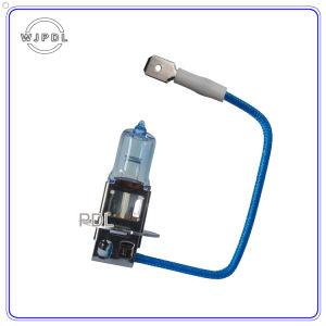 H3ステンレス製ベースによって集中される12V 55W自動ハロゲン霧ランプ