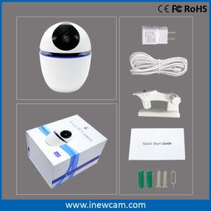 1080P Hogar Inteligente cámara IP inalámbrica con el seguimiento automático de 360 grados