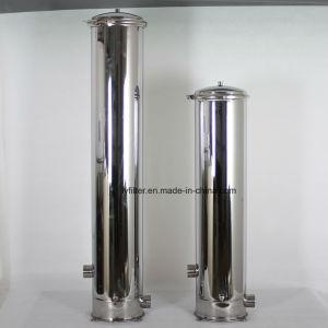 Pince à ouverture rapide 3, 5, 7 Ronde légers en acier inoxydable filtre Multi-Cartridge navire